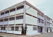 Κτίριο Τμήματος Πολιτικών Μηχανικών Τ.Ε. (Τρίκαλα) (© Α. Πασαλή).