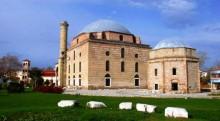 Κουρσούμ Τζαμί ή Τέμενος του Οσμάν Σαχ (© Δήμος Τρικκαίων).