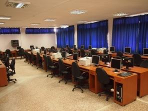 Εργαστήριο Πληροφορικής (© Α. Μωυσιάδης).