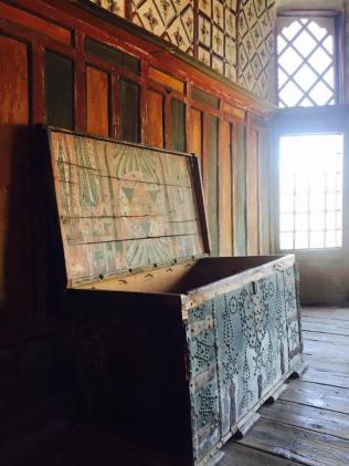 Εκπαιδευτική εκδρομή με επιτόπου διδασκαλία στα Αμπελάκια Λάρισας, στο πλαίσιο των μαθημάτων «Αποκατάσταση Ιστορικών Κτιρίων (Καθηγήτρια: Δρ Α. Πασαλή), «Επανάχρηση Ιστορικών Κτιρίων (Καθηγητής Ν. Σαμαράς), «Προσεισμικός και Μετασεισμικός Έλεγχος και Επεμβάσεις σε Ιστορικά Κτίρια» (Καθηγητής: Δρ Δ. Χριστοδούλου), 1-7-2017 (© Σ. Μπράκη).