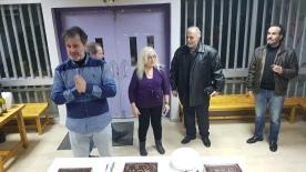 Κοπή πρωτοχρονιάτικης πίτας στο Π.Μ.Σ. – Α.ΔΟ.ΑΠ., 12-2-2017.